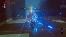 Zelda Breath of the Wild - Sanctuaire Dounba'Ta