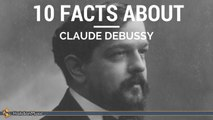 Claude Debussy - 10 facts about Debussy | Classical Music History