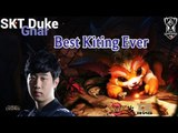 Best Gnar Kiting duke outplay | League of Legends | lol | How to kiting | how to kill | best fight