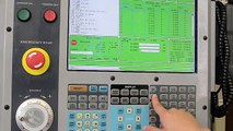 How to Load a Program into the CNC Milling Machine