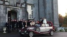 Silver Limos Dublin | Silver Wedding Limousines | kpcdlimos