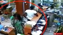 women thief caught on cctv _ indian women thief caught on cctv _ Thief Caught on