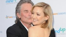 Kate Hudson Honors Goldie Hawn and Kurt Russell