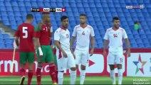 Hamza Younes Own Goal HD - Morocco 1 - 0 Tunisia - 28.03.2017 (Full Replay)