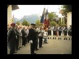 Commémoration Libération des Marches 1944 2014