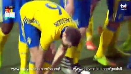 Viktor Claesson Goal Portugal 2 - 2 Sweden Friendly 28-3-2017