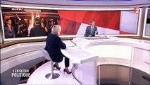 """Salut amical ou salut nazi ? La colère de Marine Le Pen sur France 2: """"Ce sont des méthodes de voyous"""""""