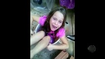 DESAFIO TENTE NÃO RIR - Vídeos Engraçados De Crianças #7