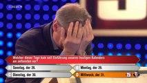 5 gegen Jauch-Verona Pooth sorgt für Angstschreie bei Günther Jauch