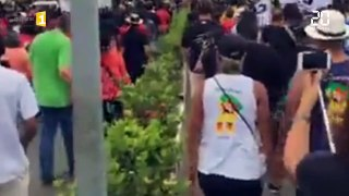 French Guiana More than 10 000 protesters in the streets