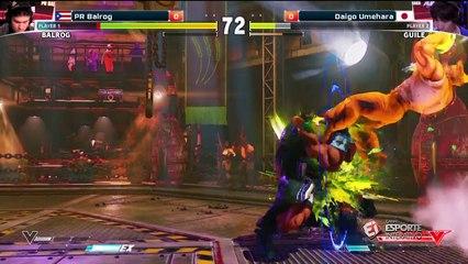 Protagonista de uma virada incrível no ano passado, Daigo estreia na ELEAGUE Street Fighter V