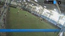 But de François (8-4) - US LOCAL Vs EN AVANT GROLAND - 28/03/17 20:30 - Créteil (LeFive) Soccer Park