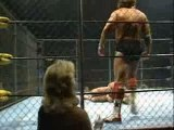 Magnum TA vs. Tully Blanchard - Steel Cage I Quit Match