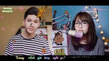 Karaoke] Mashup 20 V-pop 2017   Đỗ Nguyên Phúc - Lena Lena   - Video