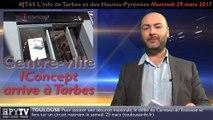 HPyTv JT65 | L'info de Tarbes et des Hautes-Pyrénées (29 mars 2017)