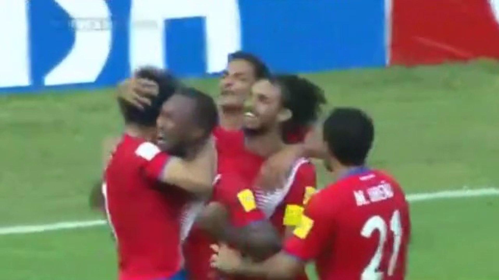 Kendall Watson Goal HD - Honduras vs Costa Rica 1-1
