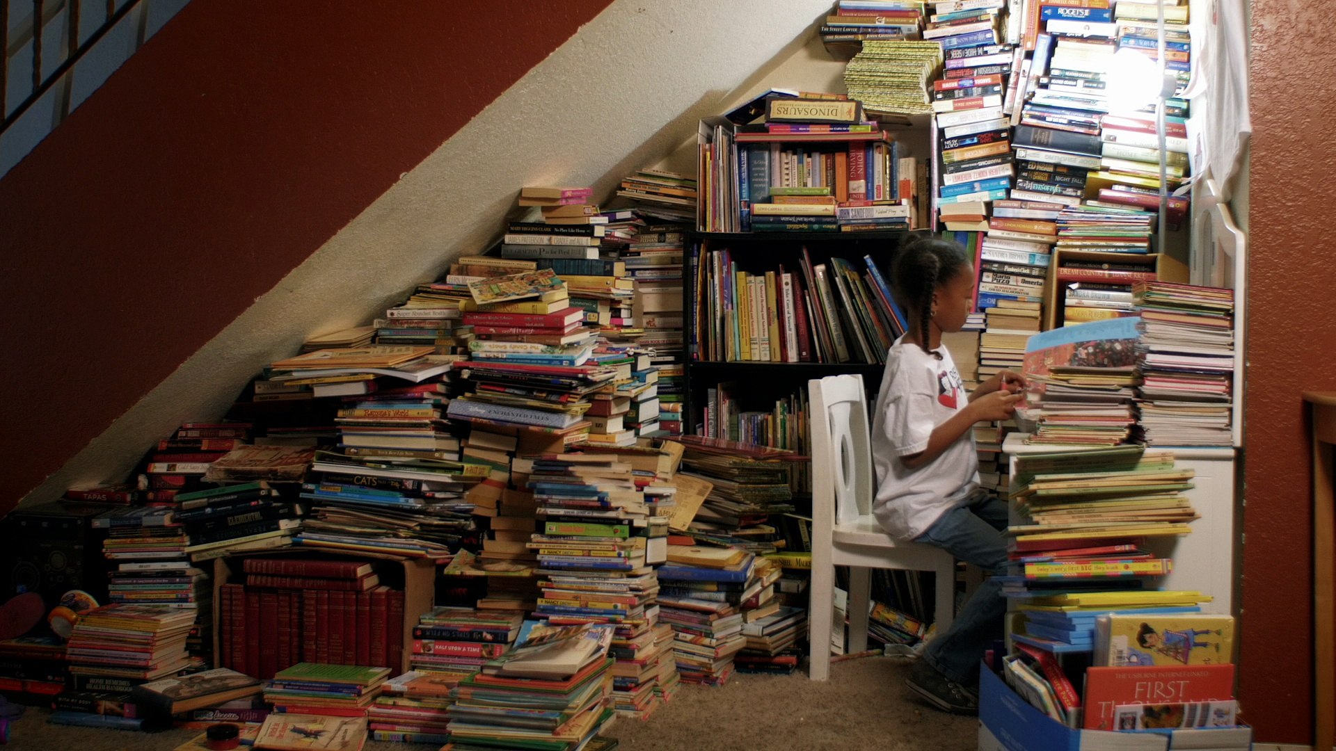 Reading Heart - Children's Non-Profit Reading Program