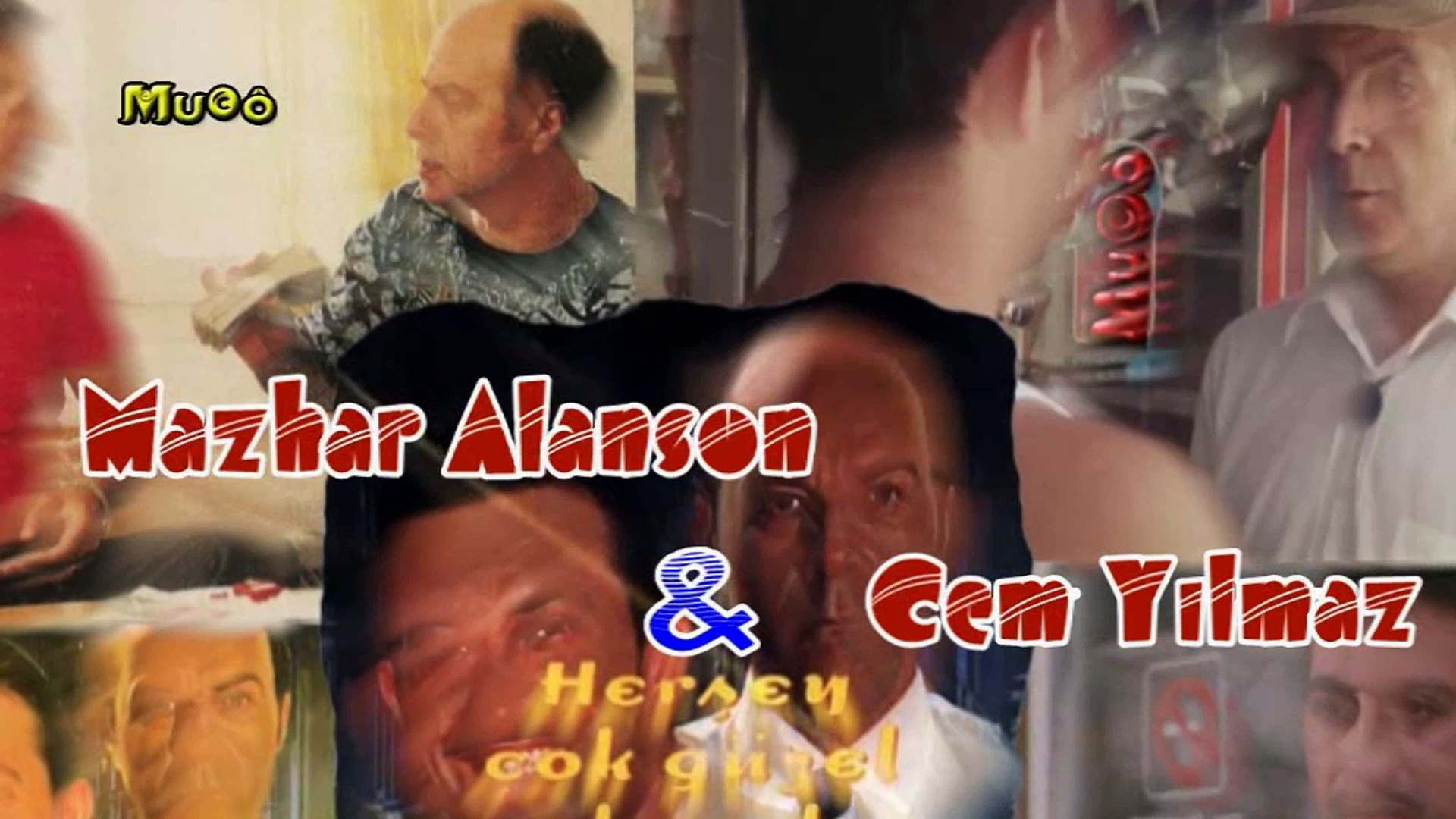 Mazhar Alanson & Sami Özer, Cem Yılmaz -  Ne Bileyim Ben (Herşey Çok Güzel Olacak Film Müziği) M