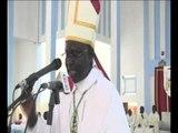 L'évêque de Thiès invite les populations à semé la paix partout