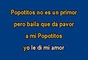 Los Teen Tops - Popotitos (Karaoke)