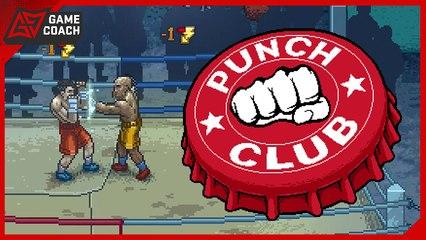 펀치 클럽 (Punch Club) - 최고의 격투가가 되기 위한 머나먼 길 [쿠타르크]