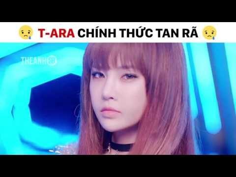 Tạm biệt T-ara (chính thức tan rã)