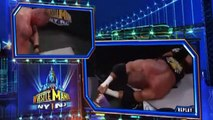 Triple H vs Brock Lesnar No Hold Barred Match Wrestlemania 29