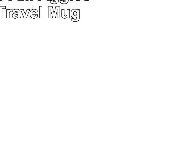 NCAA Texas AM Aggies 16Ounce Travel Mug