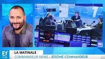 """Amanda Lear : """"J'ai dit à Macron, si tu continues tes conneries en Géo, je te prive de """"Midi les Zouzous"""" sur France 5 !"""""""