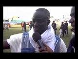 Bantamba avec Balla Gaye 2 apres sa defaite contre Bombadiier B52 15 Juil 2014