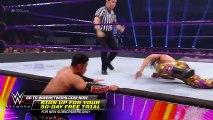 Akira Tozawa vs. The Brian Kendrick: WWE 205 Live, March 28, 2017