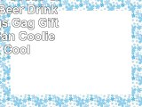 Funny Beer Coolie Gift Bundle Beer Drinking Sayings Gag Gifts 6 Pack Can Coolie Drink