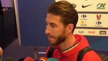 Ramos répond aux attaques de Piqué