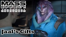 Mass Effect: Andromeda - Jaal's gifts