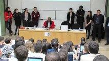 """""""Allocution d'ouverture"""" (Hugues Kenfack, Doyen de la Faculté de Droit, Université Toulouse Capitole) - IDETCOM_Pokemon GO et le droit _1"""