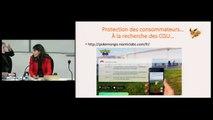 """""""Les risques d'atteinte à la protection des consommateurs"""" (Céline Castets-Renard, Université Toulouse 1 Capitole, IRDEIC) - IDETCOM_PokemonGO et le droit _5"""