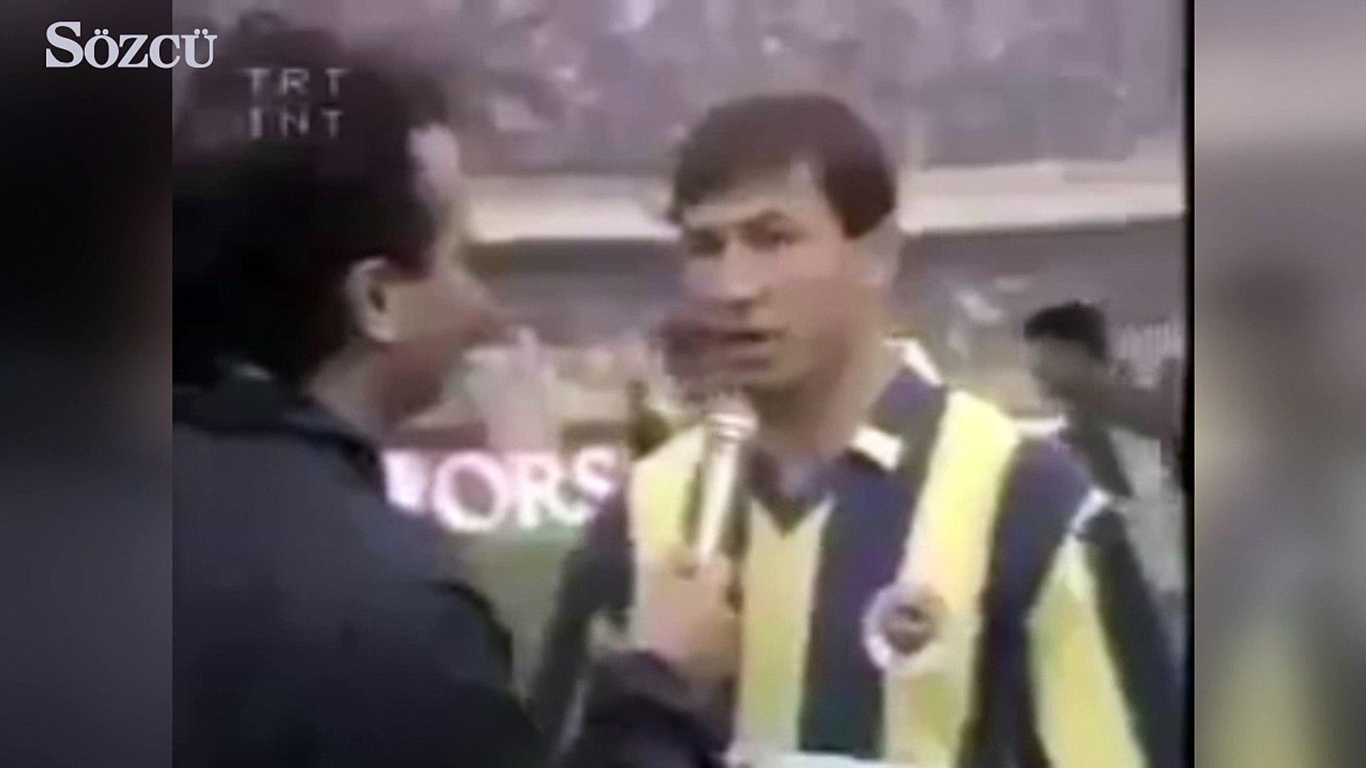 Tanju Çolak da Galatasaray'dan ihraç edildi