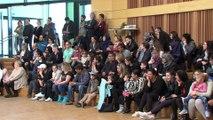 Orchestre DEMOS : Remise des instruments aux musiciens en herbe