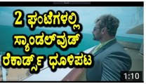 Chakravarthy Trailer Created industry Record - Now Darshan is YouTube King - Chakravarthy Trailer - YouTube
