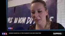 """Marine Le Pen trouve sa nièce trop """"raide"""" : Marion Maréchal-Le Pen préfère en rire (vidéo)"""