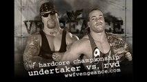 WWF - Undertaker vs Rob Van Dam (Hardcore Title Match)