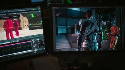 4K HDR Exclusive Tech Trailer de Mass Effect : Andromeda