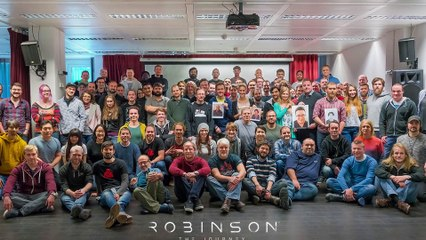 Robinson : The Journey : Tech Diary 1