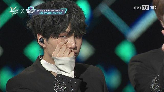 KCON 2017 Mexico×M COUNTDOWN 스페셜 선공개 방탄소년단 (BTS) _ PINATA TIME