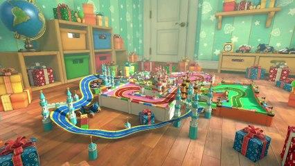 Mario Kart 8 Deluxe : Overview Trailer