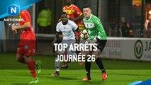 Le Top Arrêts (J26)