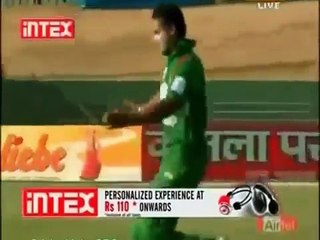 Shahid Afridi 124 Off 75 Balls Vs Bangladesh