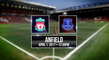 Liverpool v Everton - head to head