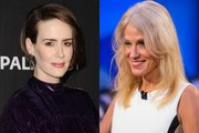 Sarah Paulson Really Wants to Play Kellyanne Conway in American Horror Stoy