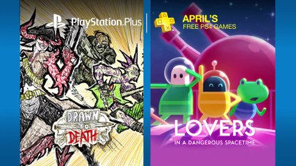 PlayStation Plus - Free PS4 Games Lineup April 2017 de